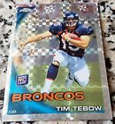 Tim Tebow Autographs Added to 2011 Topps Precision Football 7