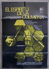 SPIRIT OF THE BEEHIVE 1st release Spanish movie poster 1973 VICTOR ERICE Rare
