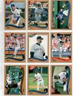 2002 Topps Traded and Rookies Baseball Cards 13