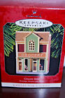 Grocery Store Hallmark Ornament 1998  Nostalgic Houses and Shops Series  X832