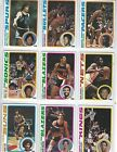 1978-79 Topps Basketball Cards 6