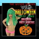 The Wicked Witch's Wild Halloween Party Jams Halloween Party Monsters CD