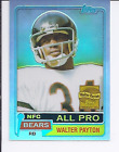Sweetness! Top 10 Walter Payton Cards of All-Time 23