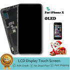 LCD Display Touch Screen Digitizer Replacement Black For iPhone X 10 OLED TFT