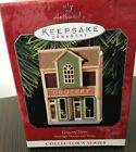 1998 Grocery Store Hallmark Ornament Nostalgic Houses and Shops #15