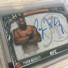 2016 Topps UFC Museum Collection Trading Cards 4