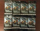 Hasbro Transformers Dark Of The Moon Trading Cards (8) Eight Sealed Packs