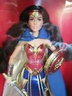 WONDER WOMAN Barbie 'Dawn of Justice' GOLD LABEL Limited Edition - Rare! AFA?