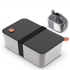 Japanese Lunch Box Bento Boxes Jay + Gray Traditional Minimalist Insulated and