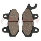 Front Ceramic Brake Pads 2005-2007 KYMCO Vitality 50 Set Full Kit 4T Complet yg