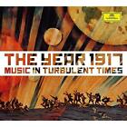 1917 - Music In Turbulent Times Audio CD