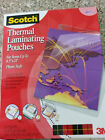 Scotch Thermal Laminating Pouches Photo Safe Gloss