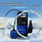 UTILITY PUMP 1 4 HP Thermoplastic Submersible Drain Swimming Pool Water Transfer