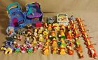 Disney Winnie the Pooh and Friends Lot of 50+ Tigger Piglet Owl Eeyore Rabbit