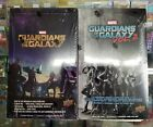 Sealed Guardians of the Galaxy 1&2 Upper Deck Boxes Movie Trading Cards