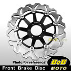 For Cagiva FRECCIA C12R 125 1989 90 1991 Stainless Steel Front Brake Disc Rotor