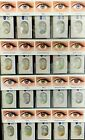 AQUA Colored Contacts 20 COLOR CHOICES Ships FREE from CALIFORNIA