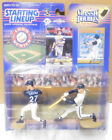 Starting Lineup Classic Doubles Darin Erstad MLB Baseball Figure with Card
