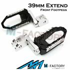 CNC 39mm Extended Rider Touring Foot Pegs Fit Buell Firebolt XB9R XB12R