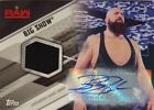 2017 Topps WWE Then Now Forever Wrestling Cards 50