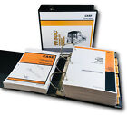 CASE 1150C CRAWLER LOADER BULL DOZER SERVICE PARTS MANUAL SHOP BOOK SET
