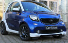 Carlsson Alloy Wheels All Weather Tyres all Year round Smart Fortwo Forfour 453