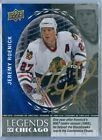 JEREMY ROENICK 2017 UPPER DECK THE NATIONAL CONVENTION AUTO AUTOGRAPH SP