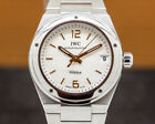 IWC 4515 Ingenieur Midsize SS White Dial BOX + PAPERS