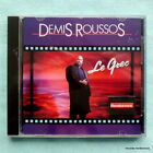 Demis Roussos Le Grec French CD *NEW 1988 RARE Aphrodite's Child(Vangelis) Prier