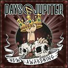 New Awakening Days Of Jupiter Audio CD