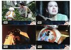 2016 Topps Star Wars The Force Awakens Complete Set - Limited Edition 23