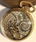 RARE Stunning 1902 Rockford 16S 17J COSMO Gr 570 Pocket Watch Runs Accurate