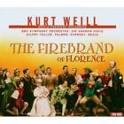 Weill:  The Firebrand of Florence Audio CD