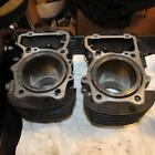 01-04 Suzuki Intruder Volusia 800 VL800 ENGINE MOTOR PISTON CYLINDERS BLOCK JUG