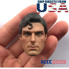 1 6 Superman Christopher Reeve Head Sculpt For 12 PHICEN TBL Hot Toys USA