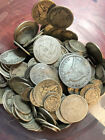 SILVER SALE LOT PRE 1964 BAG MIXED 90 US OLD COINS SURVIVAL MONEY COINS