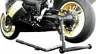 PSR Single Sided Swingarm Rear Motorcycle Stand (Black) 09-00100-02