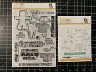 Simon Says Stamp Hip Ginger Stamps And Dies New Without Packaging