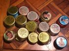 Topps Coins 1964 mantle near Complete Set 136 coins