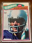 Top 10 Steve Largent Football Cards 26