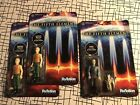 The Fifth Element ReAction Action Figure Funko X Super 7 - Lot Of 3 New