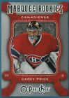 Carey Price Rookie Cards Checklist and Guide 24