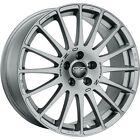 Complete all Weather Smart Fortwo Forfour 453 OZ Superturismo Silver 16 Inch