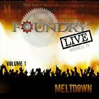 Foundry Live-Meltdown 1 Audio CD