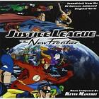 Justice League: The New Frontier Kevin Manthei Audio CD