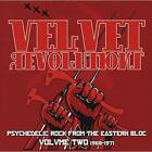 Velvet Revolution Vol 2 1968 Various Artists Audio CD