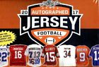 2017 LEAF AUTOGRAPHED FOOTBALL JERSEY EDITION BOX TOM BRADY PEYTON MANNING AUTO