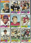 1975 Topps Football Cards 5
