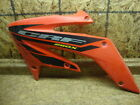 2004 Honda CRF250X CRF250 CRF 250 X Left Side Cover Panel Fairing Cowling Tank