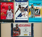 BASKETBALL HOT PACK LOT 18 19 Donruss 16 17 Excalibur 14 15 Prestige 13 Prestige